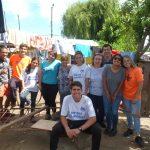 Trabajos Voluntarios en Curanilahue, verano 2018