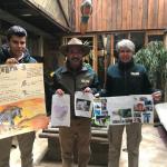 Alumnos de 2° básico Visitan Buin Zoo... Una experiencia en terreno