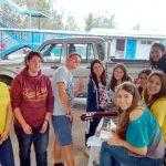Trabajos Voluntarios y Misiones Intercolegios en Padre Hurtado