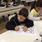 1° Olimpiada Infantil de Matemática del colegio