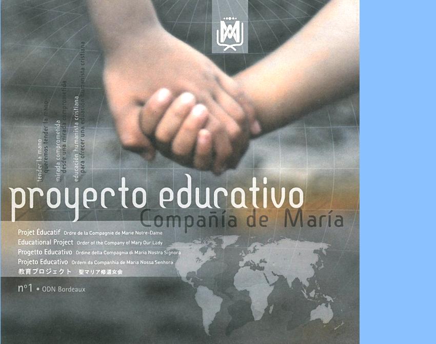 Proyecto Educativo Cía. de María Apoquindo