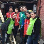 III medios en Trabajo de Mejoramiento de Viviendas en Renca