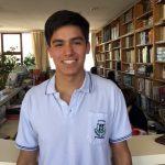 Benjamín Fernández... Nuevo Presidente Centro de Alumnos 2018-2019