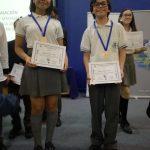 Premiados en Campeonato Nacional de Matemáticas