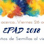 ¿Qué es el Epad 2018?