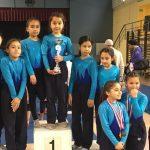 Gimnasia Artística Femenina : Segundo Lugar en Torneo.