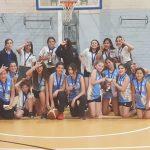 Básquetbol Damas mini ...Campeonas Inter-Escolar La Dehesa