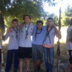 Scouts en...Campamento San Fabían de Alico