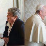 Franco y Acogedor díalogo ente Equipo General y el Papa Francisco.