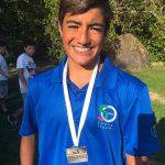 Carlos Díaz ... Nominado a la Selección Chilena de Aguas Abiertas