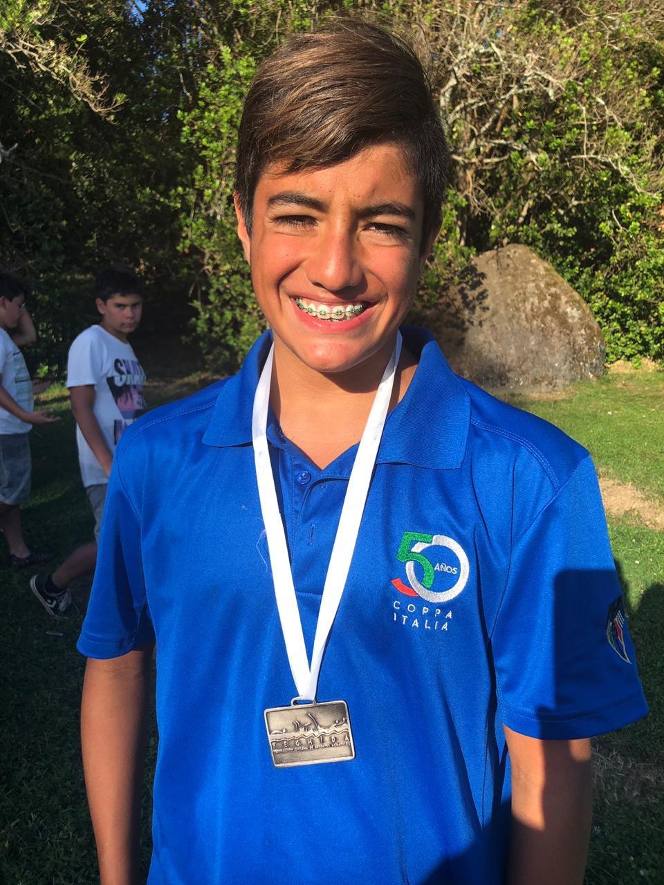 Carlos Díaz … Nominado a la Selección Chilena de Aguas Abiertas