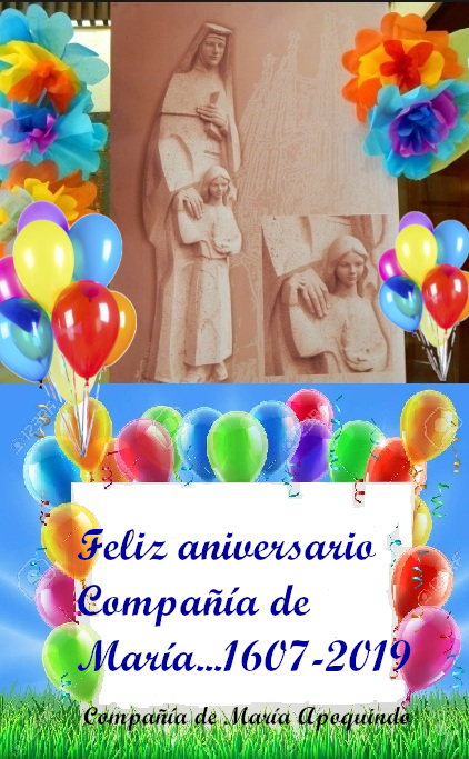Compañía de María Universal cumple 412 años …