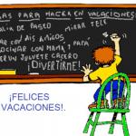 Felices Vacaciones...