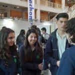 ¡Nuestros jóvenes de IV medio visitan U. de Chile !