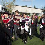 Nuestros Jóvenes y sus bailes folclóricos