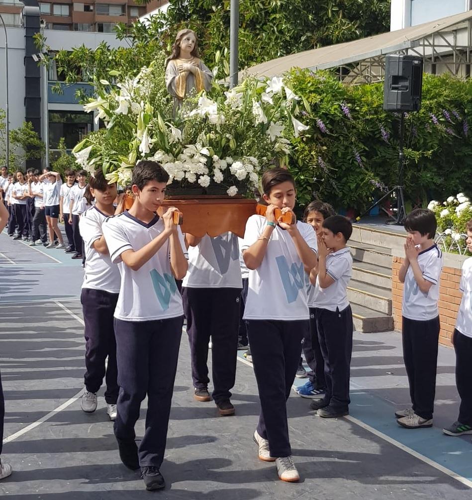 Fiesta de la Virgen Niña se Celebra en casa
