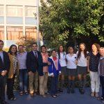 Equipo Provincial visita Colegio.