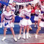 Destacada participación de Equipo de Cheerleader