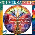 Cuarto Conversatorio.. miércoles 11 noviembre