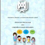 Compartimos .. Anexo Protocolo Preescolar Clases Presenciales 2021