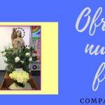 Nuestros Frutos que presentamos a  Dios en la Fiesta de la Virgen Niña