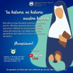 Celebración ... Hna Adriana Restrepo Provincial Cono Sur comparte un bello mensaje